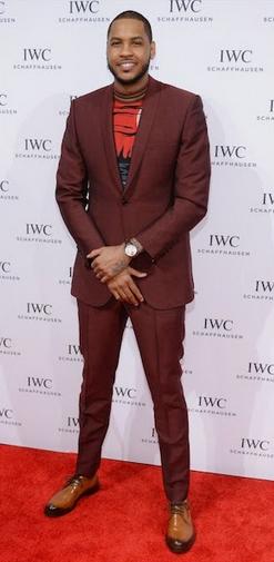 neue York Knicks 7 Carmelo Anthony Fadeaway Fashion